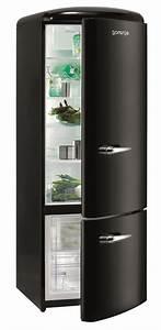Réfrigérateur De Couleur : r frig rateur cong lateur gorenje rk60319obk coloris ~ Premium-room.com Idées de Décoration