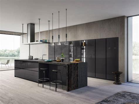 site de cuisine italienne cuisine italienne moderne en laqué brillant design cuisines