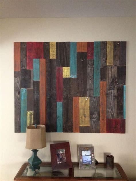 Decorating Ideas Using Pallets by Ingenious Pallet Wall Ideas Wood Pallet Ideas