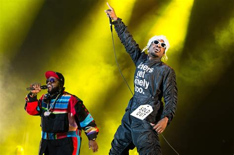 Andre 3000 Is Fine With Never Making Another Outkast Album