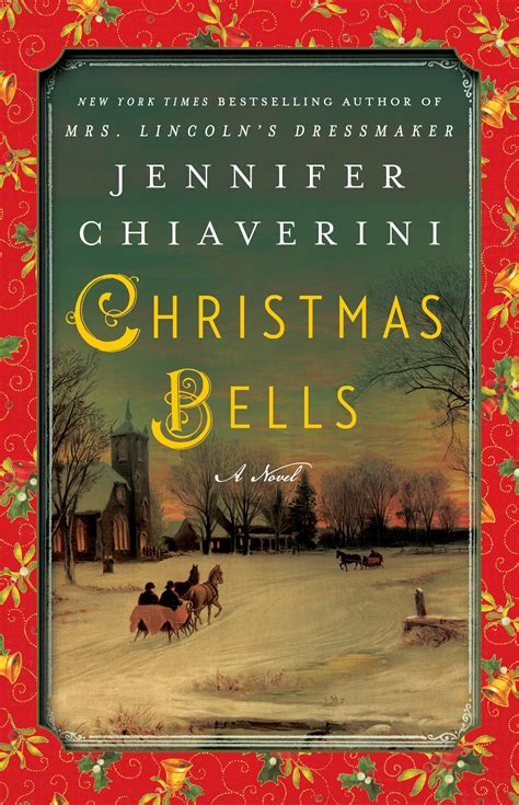 christmas bells jennifer chiaverini