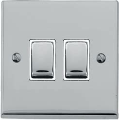low profile light switch lp2 810 pcw low profile 2 gang 2 way 6a switch in