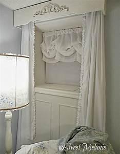 Rideaux Style Romantique : sweet melanie my window gets a new look le blanc ~ Melissatoandfro.com Idées de Décoration