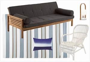farniente au jardin joli place With tapis exterieur avec canapé lit