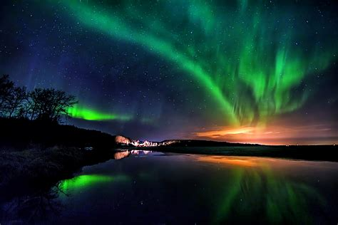 aurora hd wallpapers  background images yl computing