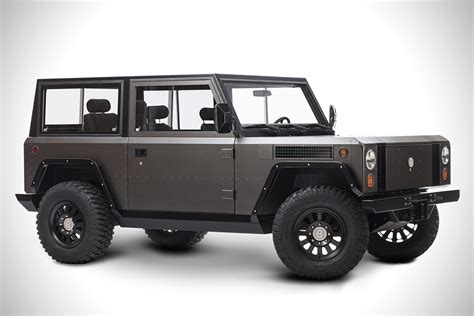 electric 4x4 bollinger b1 all electric suv hiconsumption