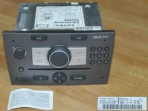 Radio Opel Astra H : radio cdc40 opera opel astra h vectra c z pin zdj cie na ~ Jslefanu.com Haus und Dekorationen