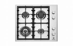60cm 4 Burner Stainless Steel Gas Cooktop With Side