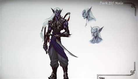 dark elf skin request