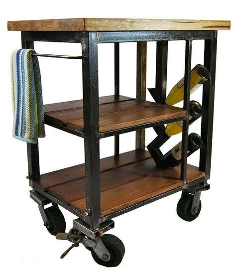 kitchen cart on wheels best 25 kitchen carts on wheels ideas on