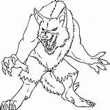 Goosebumps Slappy Werewolf Coloring Cartoon Draw Drawing Fantasy Step Getdrawings sketch template