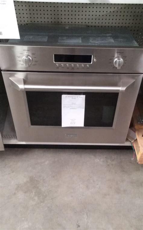 ge monogram  wall oven zetphss