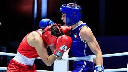 Boxer Boxing Knocked Mira Ude Confederation