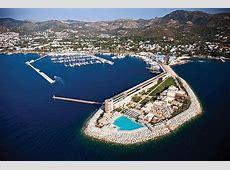 Yalikavak Marina Turkey Building earchitect