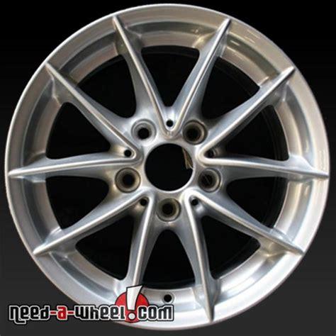 328i Rims by 16 Quot Bmw 328i Wheels Oem 2008 2012 Silver Rims 71394