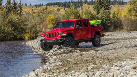 jeep gladiator rubicon  wallpaper hd car
