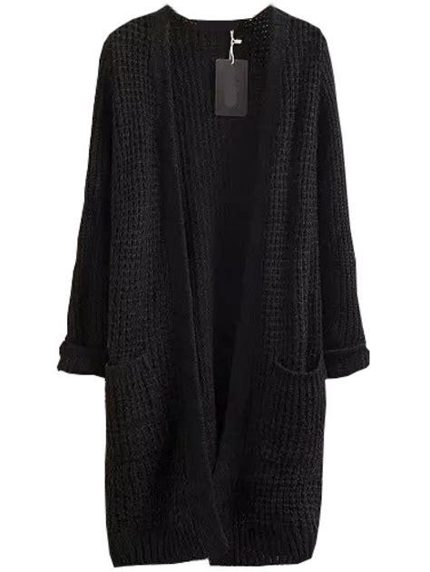 black sweater 17 best ideas about black cardigan on black