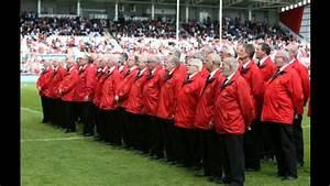 Cavan Rugby Club Male Voice Choir - World In Union - YouTube