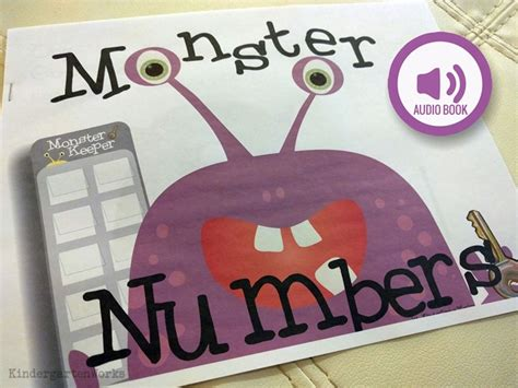 numbers easy tools to teach 0 10 kindergartenworks 390 | How to teach numbers in kindergarten audio book and read aloud
