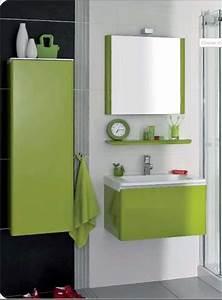 salle de bain vert pistache idees de decoration capreolus With carrelage gris couleur mur 5 salle de bains verte 125 idees pour vous convaincre