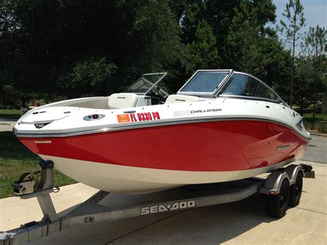 Sea Doo Boat Msrp by Sea Doo Challenger 210 Se 2012 For Sale For 33 000