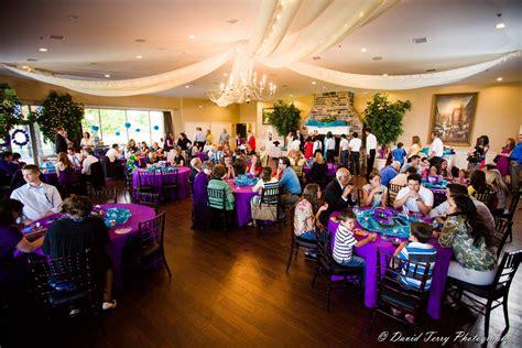 turquoise purple wedding