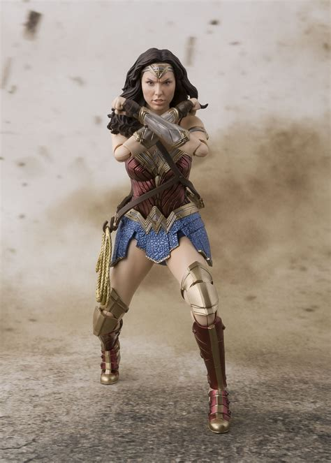 Wonder Woman Justice League Figure