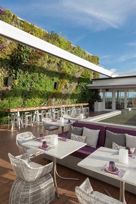 juvia restaurant miami building florida  architect