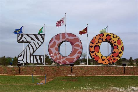 Zoo Sign | Abilene ZOO, Abilene, Texas - Better view ...