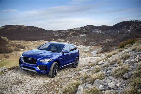 2017 Jaguar Fpace Review, Ratings, Specs, Prices, And