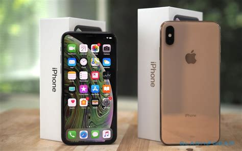 iphone xs iphone xs max join apples refurbished