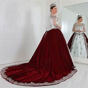compare prices on velvet wedding dresses online shopping With velvet wedding dress