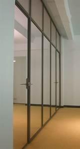 Trennwand Mit Glas : 8punkt8 archiv stahl glaswand mit t ren ~ Sanjose-hotels-ca.com Haus und Dekorationen