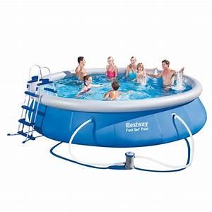 Bestway Pool Set : bestway fast set pool 15ft 15ft fast set pool bestway 57280 all round fun ~ Eleganceandgraceweddings.com Haus und Dekorationen