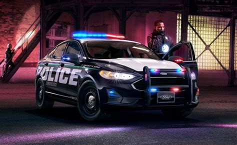 New Ford Cop Cars Save Nypd At Least 0k Annually