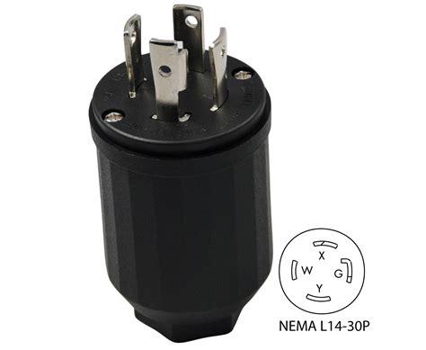 Conntek 60319 Nema L14-30p Assembly / Replacement Plug