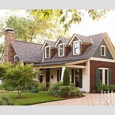 House Siding Options  Better Homes & Gardens