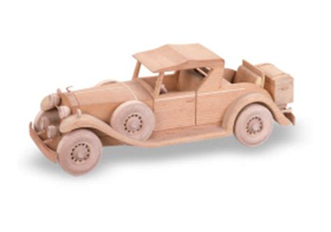 cadillac roadster  woodworking plan