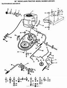Ayp  Electrolux L0815dr  1999  U0026 Before  Parts Diagram For
