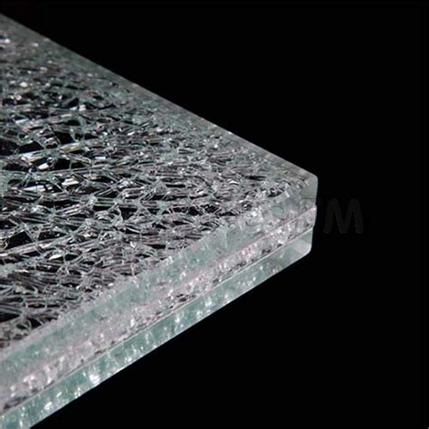 crackle glass table l 46 best images about crackle glass on pinterest