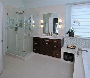 the granite gurus 8 beautiful master bathrooms With how to make a small bathroom look nice