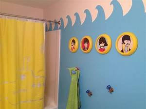 53 best images about yellow submarine on pinterest fish With yellow submarine bathroom