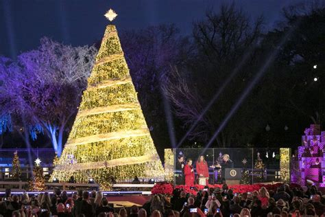 National Tree Lighting by The 2017 National Tree Lighting The Tenors