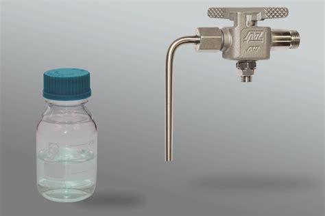 probenahme trinkwasser legionellen neuer legionellen probenahmehahn az armaturen