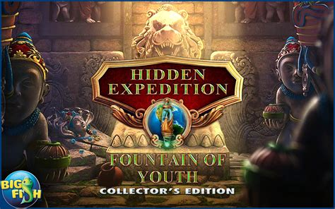 amazoncom hidden expedition  fountain  youth