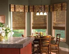 ideas for kitchen window treatments the ideas of kitchen bay window treatments theydesign net theydesign net