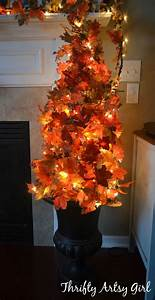 hometalk easy diy fall leaves potted topiary tree from a
