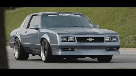 monte carlo ss  hot rod power  youtube