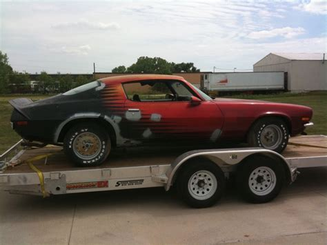 1970 1/2 Chevrolet Camaro Project car for sale