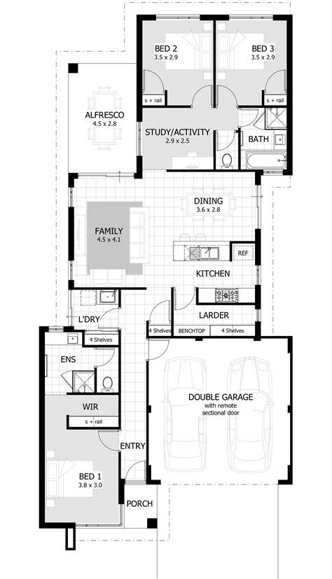 3 bedroom house designs 3 bedroom house plans home designs celebration homes
